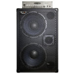 WJBA2 1000 Watt Bass Guitar Amplifier with 6 band eq Bass Pre-Amp, 1000 Watts into 4 or 8 Ohms with Passive 2x10 700 Watt Cab