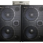 WJ 700 Watt Passive 2x10 Bass Cabinets  - 8 Ohms, Compact, Hi End, Crystal Clear, Full Range 2×10 Bass Cabinet (40 Hz – 20 KHz), WJBA2 WJBA2 1000 Watt Stereo Power Amplifier