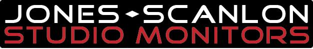 Jones-Scanlon recording studio monitors. 650 watts each, DSP, BiAmped.