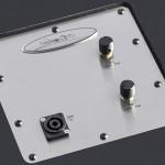 Wayne Jones Audio - 1000 Watt 1x10 Studio Monitors - Passive Control Panel