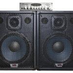 WJBP Stereo Valve Bass Pre-Amp
