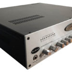 WJBA2 1000 Watt Bass Guitar Amplifier with 6 band eq Bass Pre-Amp, 1000 Watts into 4 or 8 Ohms.