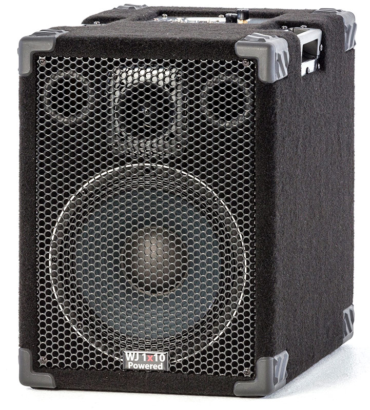 Powered Bass Speaker Cabinets - Wayne Jones - Bass Player