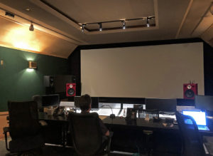 April 2018 product promotional tour included demonstrations at Warner Bros.